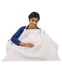 Lulamom Nursing Cover - White