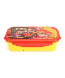 Chhota Bheem Lunch Box - Red And Yellow