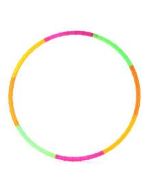 Smart Picks Hula Hoop Fitness Ring - Multicolor