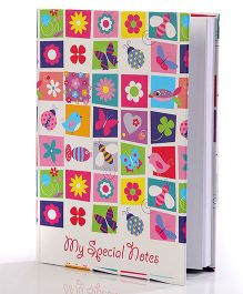 Baby Oodles Notebook Happy Day Theme Multicolor - 80 Pages