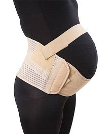 Aaram Maternity Belt 2XL - Nude Color