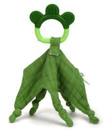 I play Blankie Teether - Green