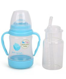 I Play Sip & Straw Cup - Light Blue