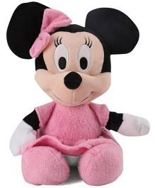 Disney Marvelous Minnie Soft Toy Pink - 10 Inches