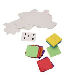 Toysbox Transport Paper Kraft Kit - Multicolor