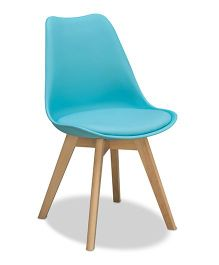Alex Daisy Nordic Chair - Blue