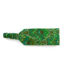 Eternz Haedos Collection Printed Headband - Green