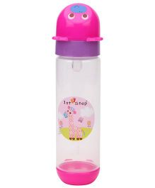 1st Step Feeding Bottle Pink -  250 ml