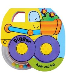 Megaps Digger Rattle And Roll