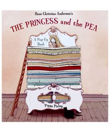 The Princess And The Pea Pop Up Book - English