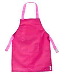 Li'll Pumpkins Crown Parachute Apron - Pink
