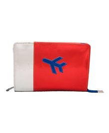 Li'll Pumpkins Passport Organizer - Red
