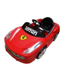 Next Gen Ferrari Kids Battery Operated Ride On - Red