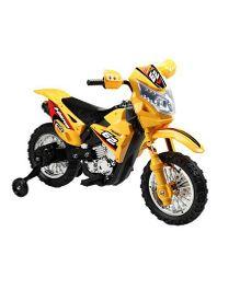 Next Gen Battery Operated Bike - Yellow