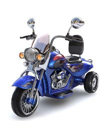 Next Gen Battery Operated Honda Bike - Blue