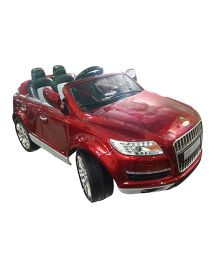 Next Gen Battery Operated Aston Martin V12 Car With Remote Control - Maroon