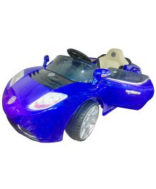 Next Gen Battery Operated Remote Control Super Stylish Akon Car Ride On - Blue