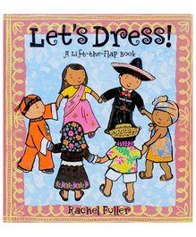 Megaps - Lets Dress Lift - The - Flap Book