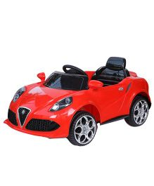 Next Gen Battery Operated Remote Control Car Ride On - Red
