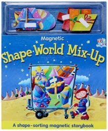 Megaps - Magnetic Shape World Mix - Up