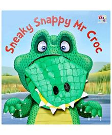 Sneaky Snappy Mr Croc - English