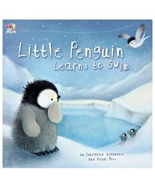 Little Penguin Learns To Swim - English