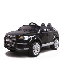 Next Gen Battery Operated Remote Control AUDI Q7 Car Ride On - Black