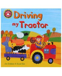 Megaps - Driving My Tractor