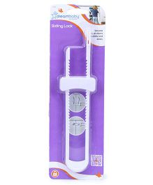 Dreambaby Cabinet Sliding Lock - 1 Piece