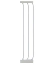 Dreambaby Chelsea Gate Extension White - 7 Inches