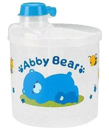 Abby Bear AB-13014 Formula Dispenser Case - White