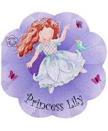 MEGAPS Princess Lily Board Book