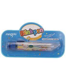 Playmate 8 in 1 Glitter Gel Pen