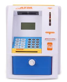 Playmate Lets Play ATM Machine - White