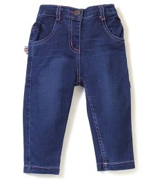 Baby League Full Length Jeans - Blue