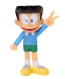 Doraemon Suneo Action Figurine Single Pack - 9.5 cm
