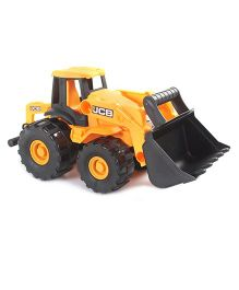 JCB Giant Blackhoe Loader Toy - Yellow