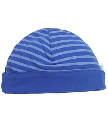 I play Stripe Print Cap - Blue