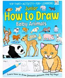 Junior How To Draw Baby Animals