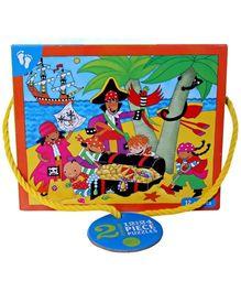 Port Side Pirates Puzzle