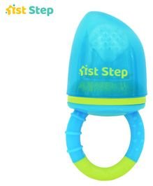 1st Step Silicone Fruit Sack - Blue