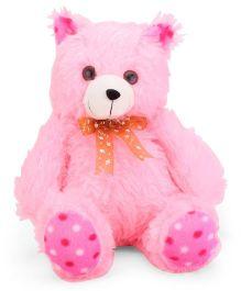 Liviya Teddy Bear Soft Toy  Pink - 16 Inches