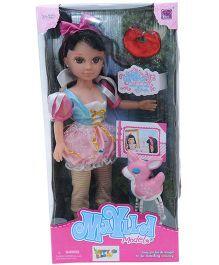 Happykids Fashion Doll Pink - 17 inch