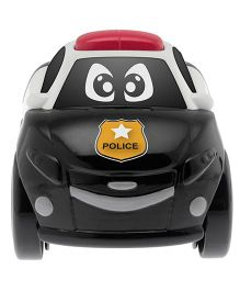 Chicco Toy Turbo Team Workers Police - Black