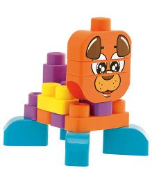 Chicco Toy Building Blocks Animals - 40 Pieces