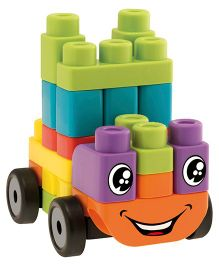 Chicco Toy Building Blocks Vehicles - 40 Pieces