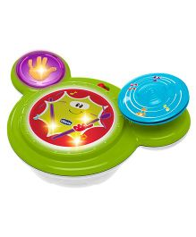Chicco Musical Band Drum - Multicolor