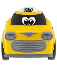Chicco Turbo Team Timmy Taxi - Yellow Grey