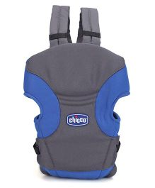 Chicco Go Baby 2 Way Carrier - Astral Grey