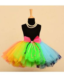 TU Ti TU Rainbow Tutu Skirt - Multicolor
